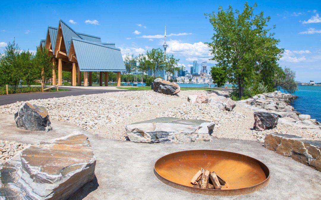 New Park and Trail Launch the Next Era of Ontario Place